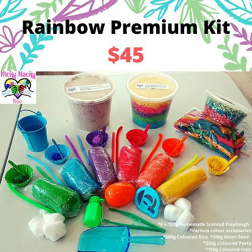 Rainbow Premium Kit