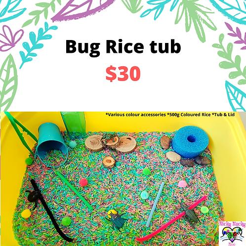 Bug Rice Tub