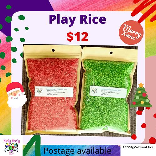 Play Rice