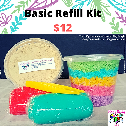 Basic Refill Kit