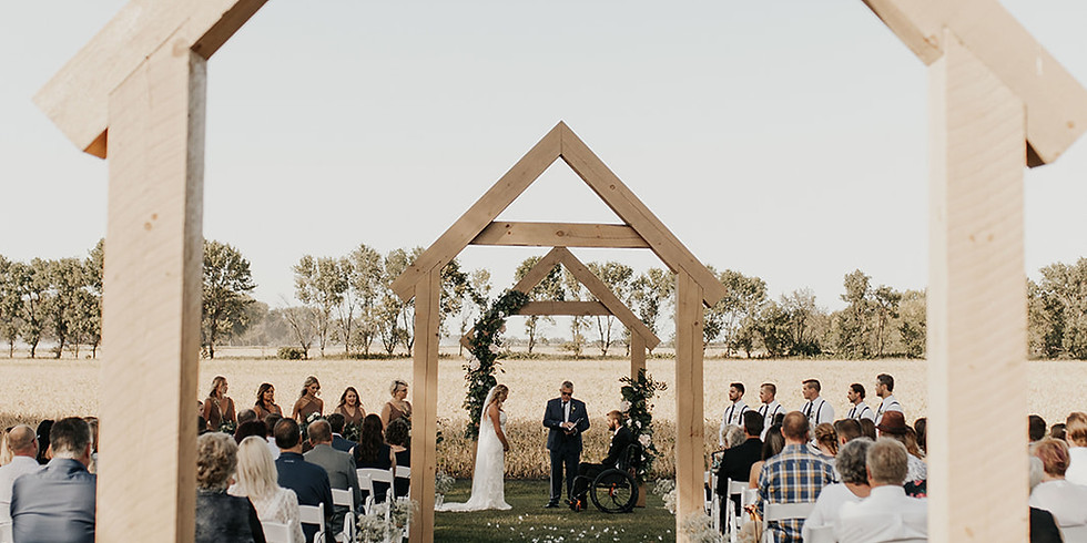 The Gables Wedding Barn Client Tours