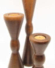 Tales dekoratif tealight mumluk