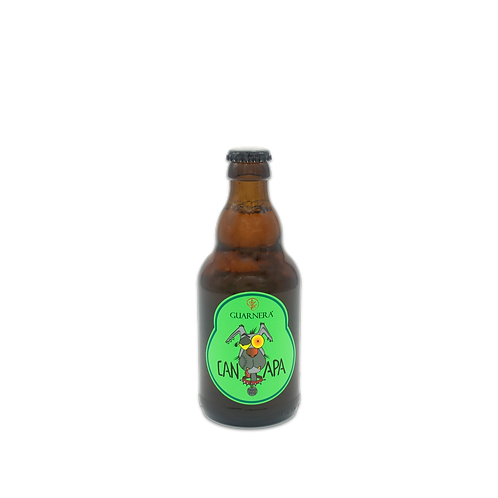 Can-Apa - Cerveza de cáñamo 330ml