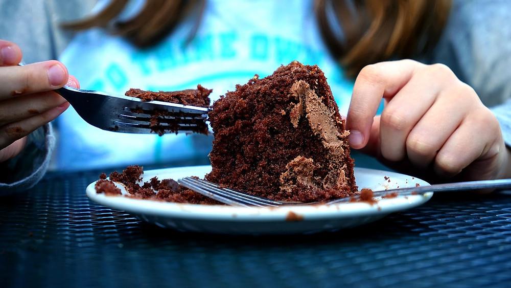 CBD cake
