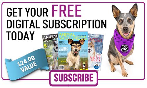 Animal Wellness FREE Digital Subscriptio