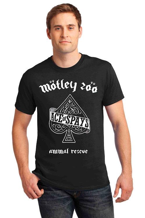Ace of Spays Men's/ Unisex Tshirt