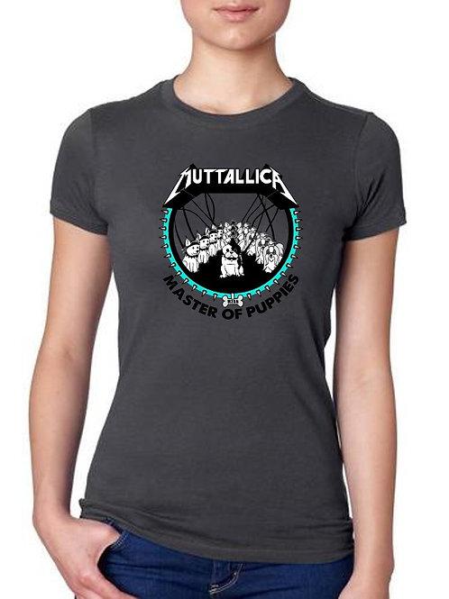 Muttallica Women's Tshirt
