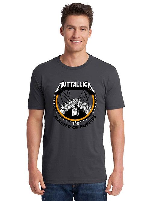 Muttallica Men's/ Unisex Tshirt