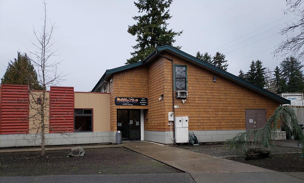 Motley Zoo Animal Rescue Mission Center Studio in Redmond, Washington