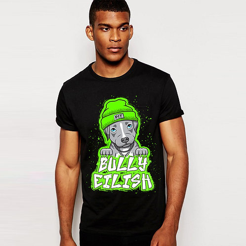 PRE-ORDER Bully Eilish Men's/ Unisex Tshirt