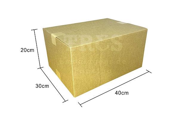Caixa para Transporte 40 x 30 x 20 cm