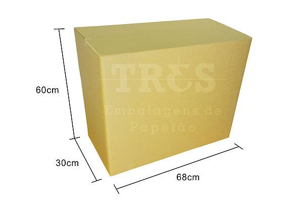 Caixa para Transporte 68 x 30 x 60 cm Reforçada