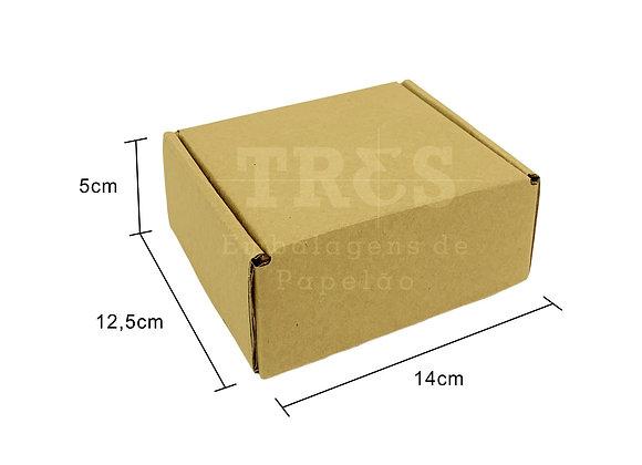 Caixa Sedex 14 x 12,5 x 5 cm