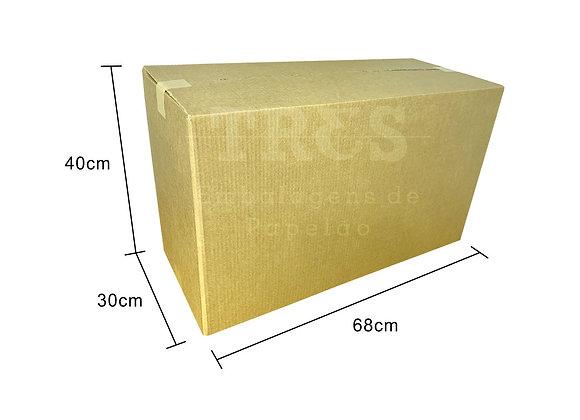 Caixa para Transporte 68 x 30 x 40 cm