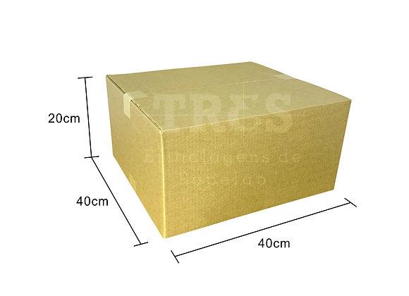 Caixa para Transporte 40 x 40 x 20 cm