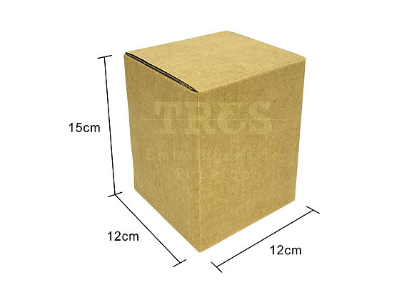 Caixa Sedex 12 x 12 x 15 cm