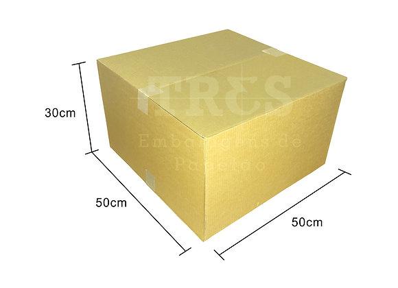 Caixa para Transporte 50 x 50 x 30 cm