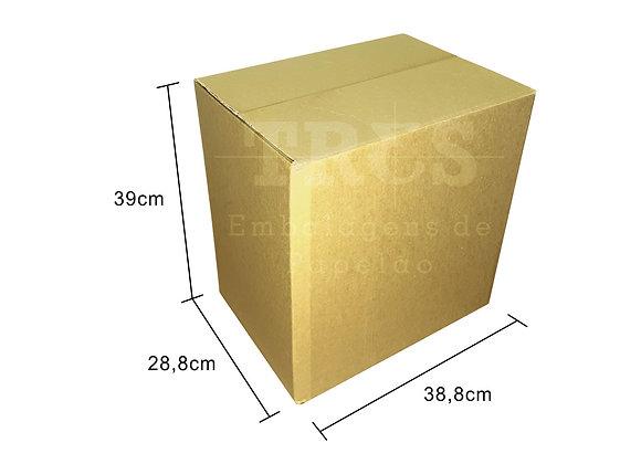 Caixa para Transporte 38,8 x 28,8 x 39 cm