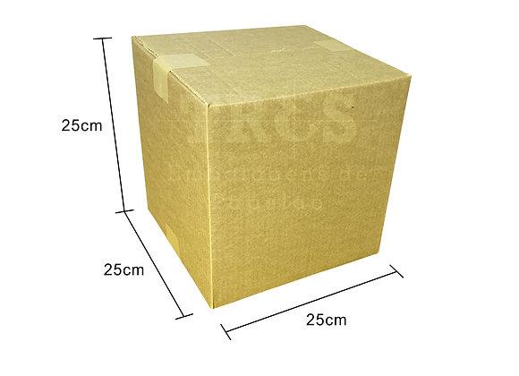 Caixa para Transporte 25 x 25 x 25 cm