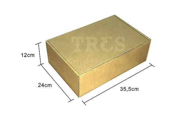 Caixa Sedex GG 35,5 x 24 x 12 cm