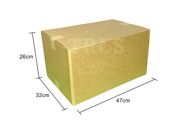 Caixa para Transporte 47 x 32 x 26 cm