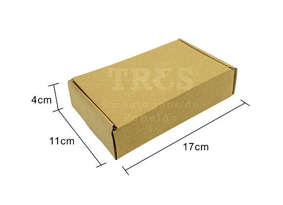 Caixa Sedex 17 x 11 x 4  cm