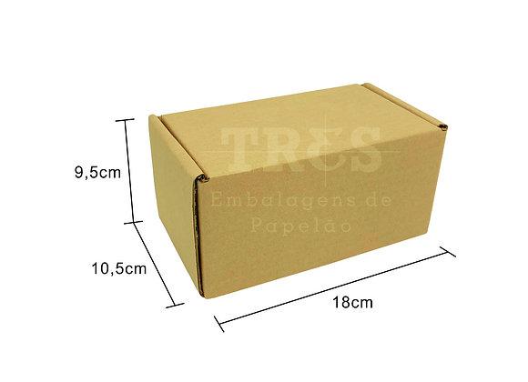 Caixa Sedex P 18 x 10,5 x 9,5 cm