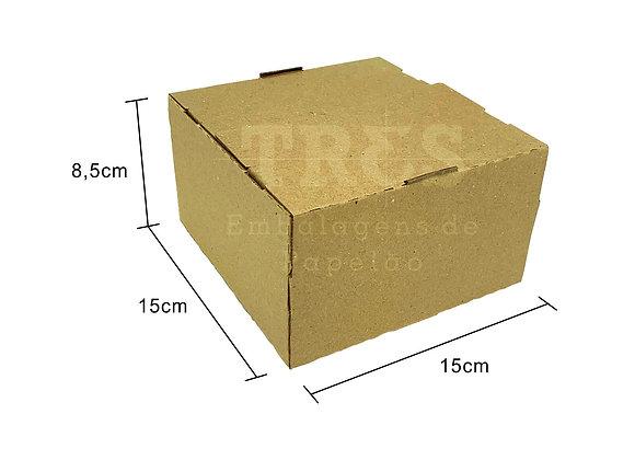 Caixa de Presente Quadrada G