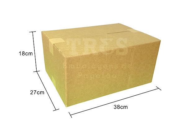 Caixa para Transporte 38 x 27 x 18 cm