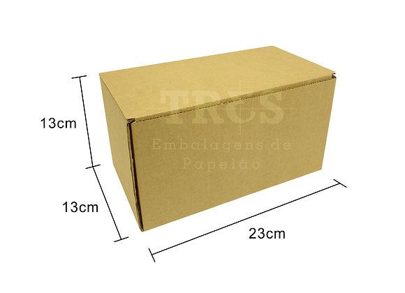 Caixa Sedex 23 x 13 x 13 cm