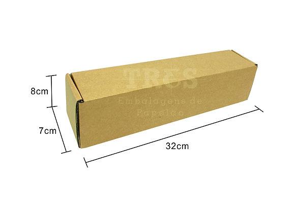 Caixa Sedex 32 x 7 x 8 cm