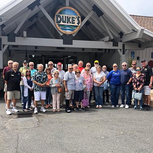 2019 Duke's Run and Lunch - Malibu