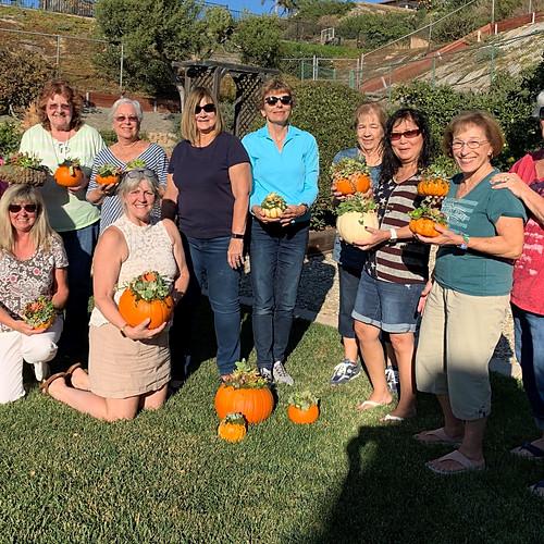 2019 Women Productive Club Craft Event