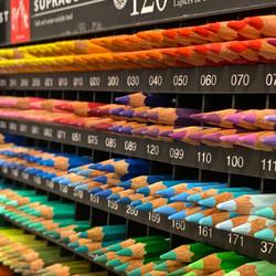 Crayons CARAN D'ACHE au détail