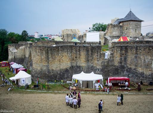 Festivalul de artă medievală - Suceava!