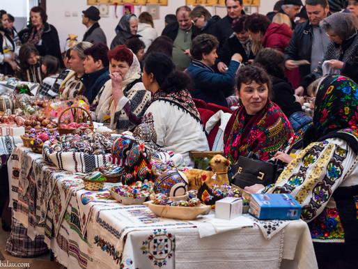 Festivalul Naţional al Ouălor Încondeiate de la Ciocăneşti - 2019