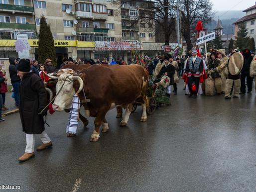 Festival de tradiții și obiceiuri de iarnă la Gura Humorului!