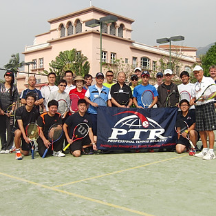 2012年美國職業網球教練協會(PTR)工作坊及Junior Development course with certificate