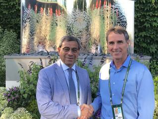 亞洲網球總會(ATF)與美國職業網球教練協會(PTR)成為合作夥伴