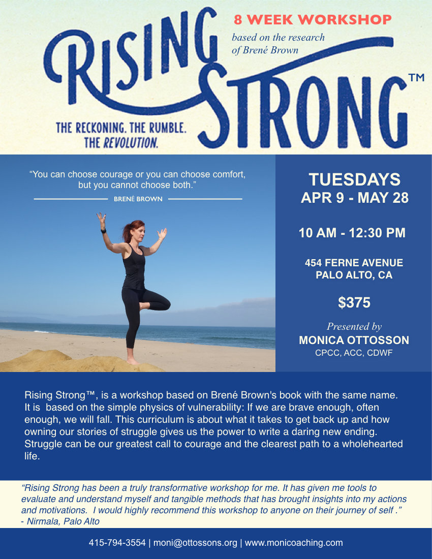 Monica's Rising Strong Flyer April 2019.