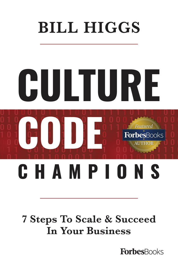 Culture Code Champions: 7 Steps To Scale & Succeed In Your Business
