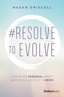 #Resolve To Evolve