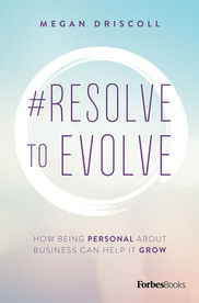 #Resolve To Evolve