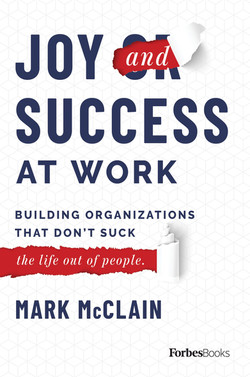 Joy and Success At Work