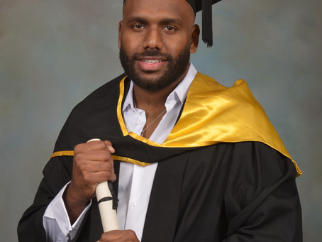 From Port Moresby, Cairns to Gold Coast - Freddrick's academic journey