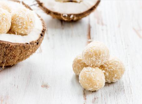 Coconut Keto Power Balls
