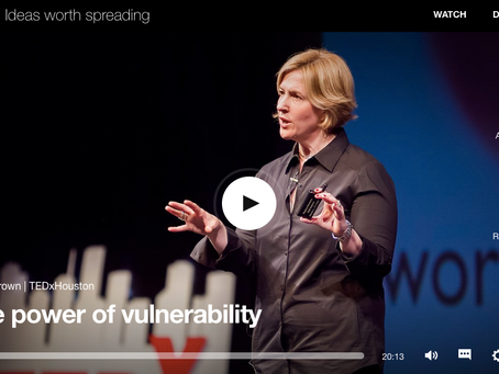 Brene Brown: The Power of Vulnerability