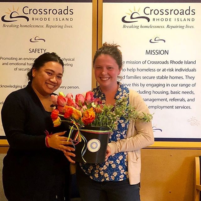 Crossroads is RI's largest nonprofit aiding the homeless