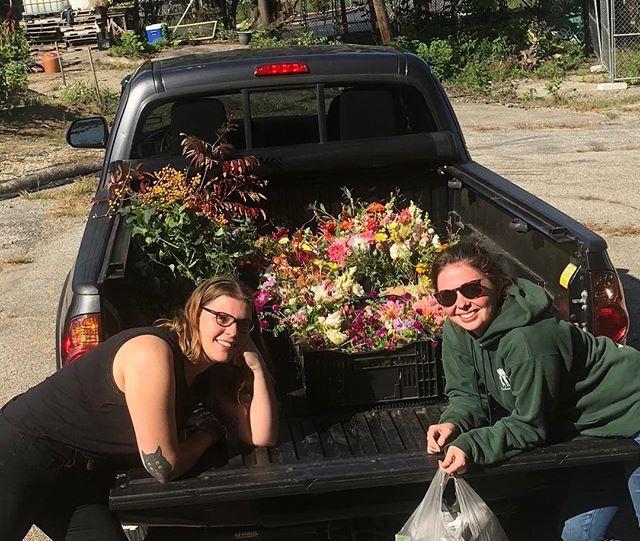Delivering rental arrangements to another satisfied nonprofit customer