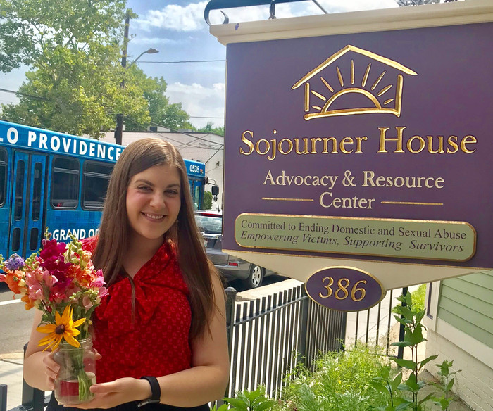 Sojourner House supports battered women
